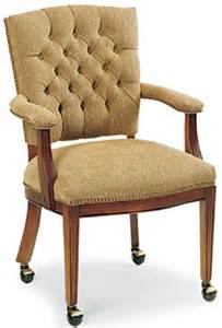 accent desk chair tufted back upholstered executive office accent guest