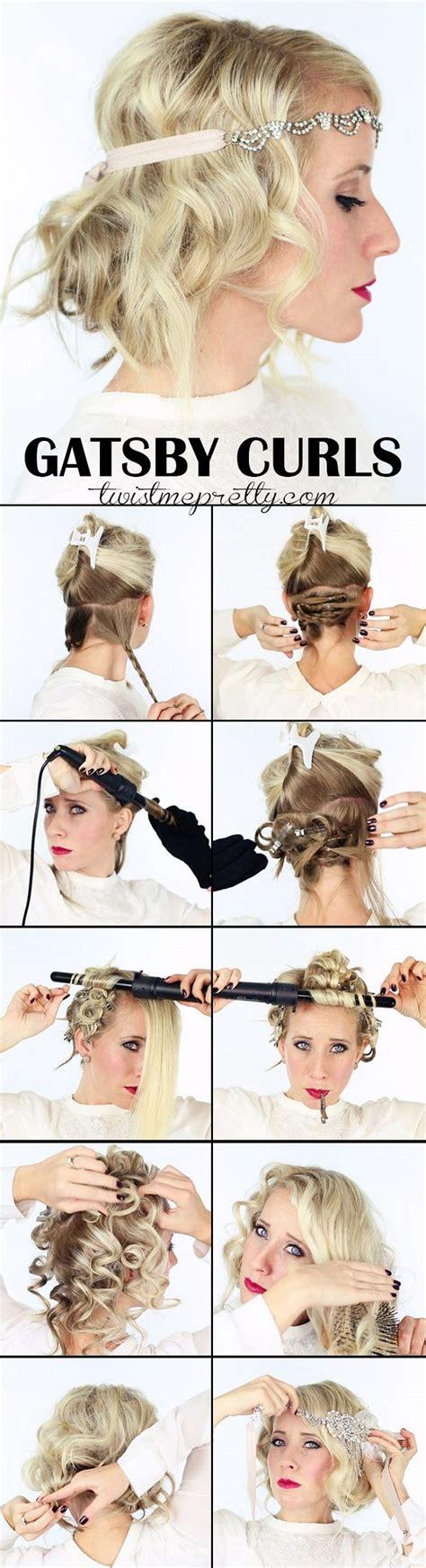 flapper hair diy best 25 flapper hairstyles ideas on pinterest gatsby