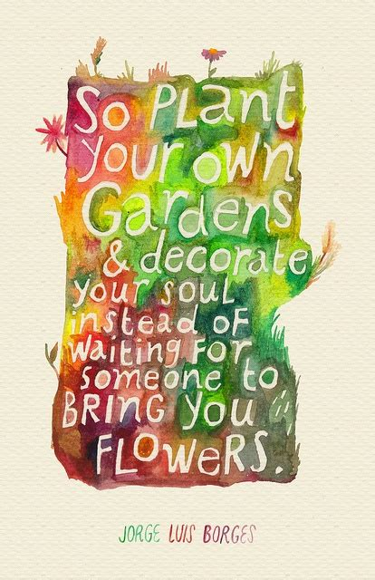 Plant Your Own Garden by The Wisdom In Wounds Miracles Your Center For Well