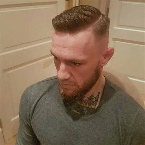 conor mcgregor hair what is the haircut how to style regal gentleman