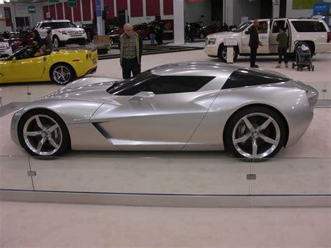 corvette stingray sideswipe corvette stingray concept car sideswipe