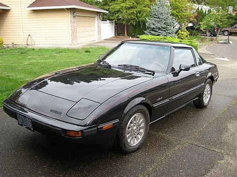 mazda 1985 rx7 1985 mazda rx7 for sale hillsboro oregon