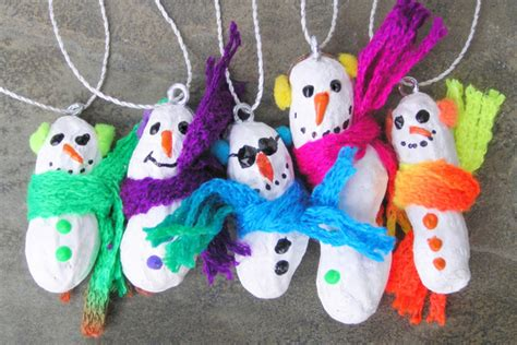 Child Handmade Ornaments - 19 ornaments that can make parentmap