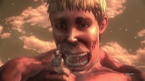 Attack On Titan 3 attack on titan attacks e3 with a trailer and screens pc