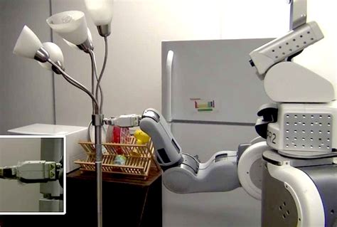 membuat robot pintar robobarista robot yang jago membuat kopi majalah otten