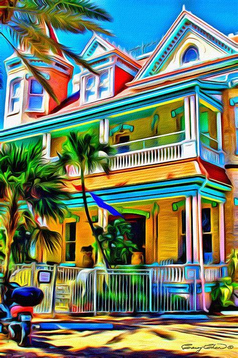 key west colors key west colors digital by anthony c chen