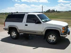 Chevrolet Tahoe 2 Door For Sale Sell Used 1999 Chevrolet Tahoe Ls Sport Utility 2 Door 5