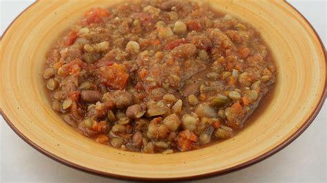 cooker moroccan lentil soup recipe o dea - Moraccan Len