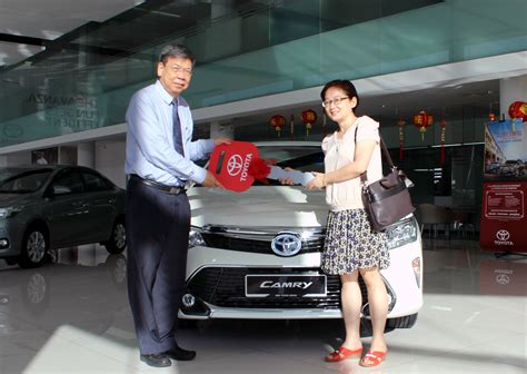 buy new toyota toyota buy and win contest concludes lucky winner gets