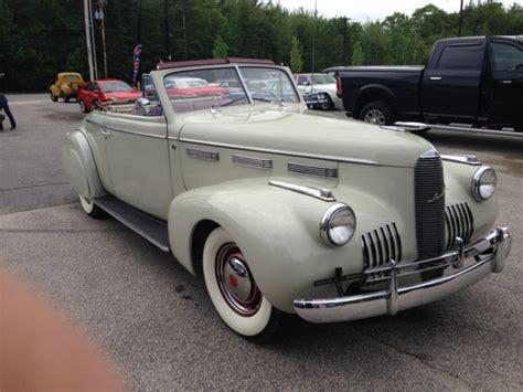 1940 Cadillac Convertible by 1940 Lasalle D50 2 Door Convertible Classic Cadillac D50