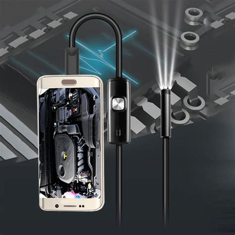 3 5 M Endoscope 2018 3 5m mini android endoscope with waterproof ip67 and