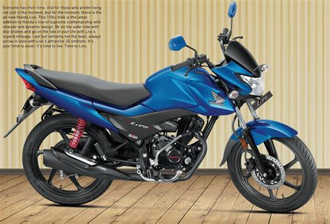 honda bykes india honda livo india price pics specification launch details