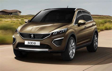 peugeot new cars 2016 2017 peugeot 3008 review release date price 2018
