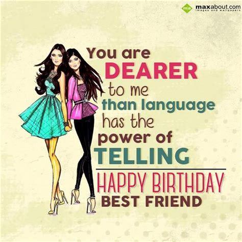 Happy Birthday Wishes To Best Friend In 25 Best Ideas About Happy Birthday Best Friend On