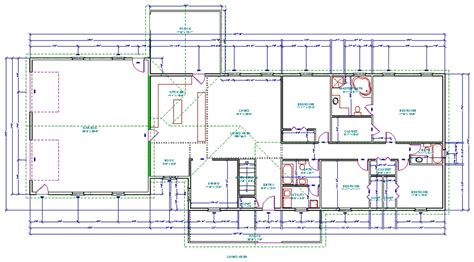 build your own house blueprints home ideas