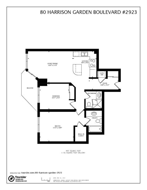 100 harrison garden blvd floor plan 80 harrison garden blvd 2923