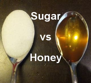 sugar vs honey as a sweetener betterhealthfacts com