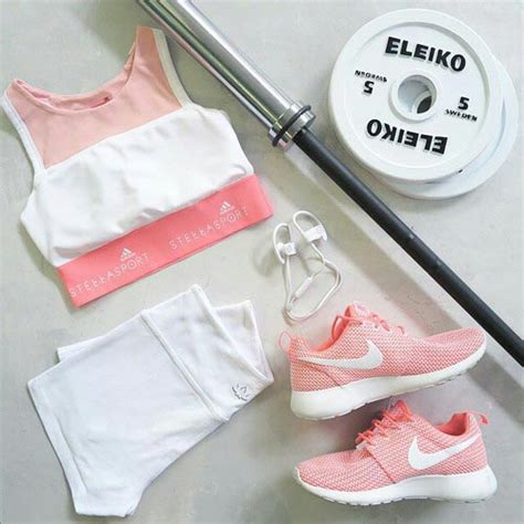light pink workout clothes 32 stylish workout ideas page 3 of 3 stayglam