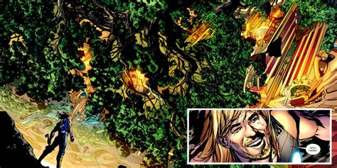 thor movie yggdrasil 12 things you didn t know about marvel s asgard