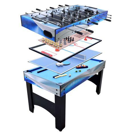 gamepower sports pool table matrix 54 in 7 in 1 multi table pool warehouse