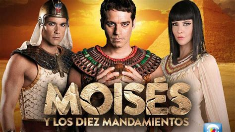 Www Novela Moises Y Los Diez Mandamientos | te 243 logo denunci 243 que la telenovela mois 233 s no revela la