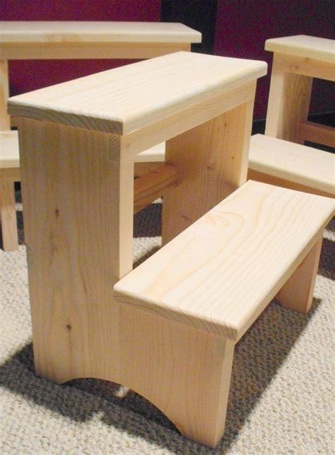Unfinished Pine Step Stool by Best 25 Step Stools Ideas On Ladders And Step