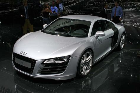 how cars run 2008 audi r8 on board diagnostic system 2006 paris auto show part i