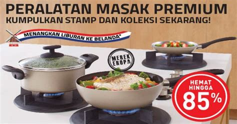 Teflon Vkb Royal promo alfamart alat masak royal vkb diskon upto 85