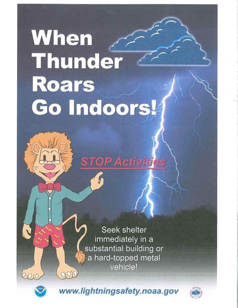 Safe To Shower In Lightning by Department Safety Calendar City Of Jacksonville