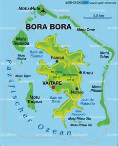 Bora Bora World Map by Gallery For Gt Bora Bora Island Location On World Map