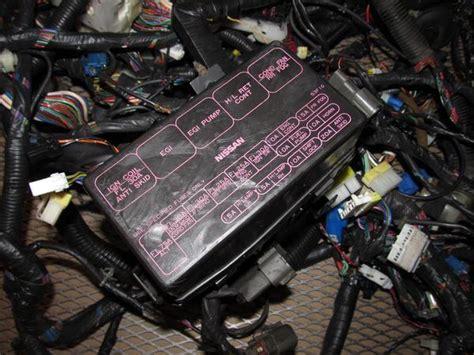 nissan sx oem fuse box wiring harness autopartonecom