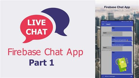 firebase chat tutorial android android tutorial chat application with firebase part 1