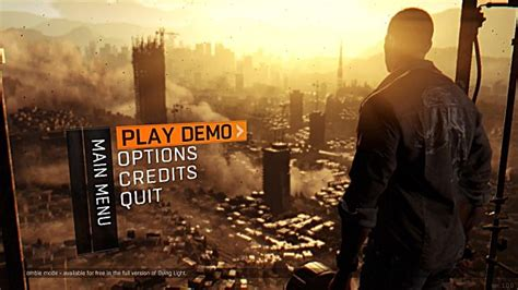 Dying Light Demo by New Dying Light Demo Features Co Op Play Dying Light