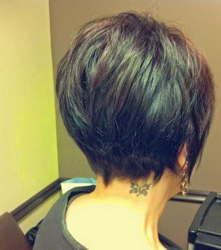 back view of short haircuts 2015 back view of short haircuts 2015