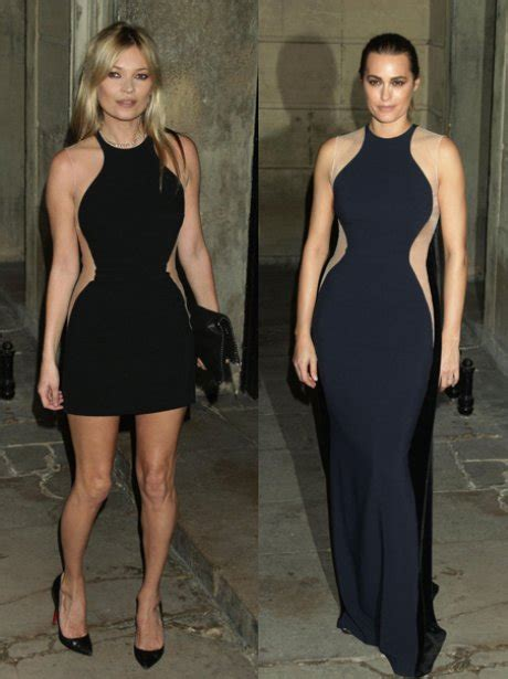 Who Wore It Better Kate Bosworth Vs Thandie Newton In Preen by Who Wore It Better