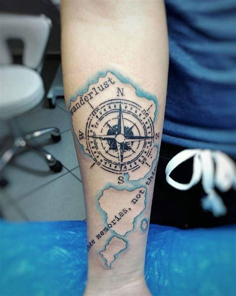 tattoo design travel 45 inspirational travel tattoos that are beyond perfect