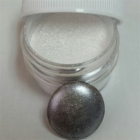 Pearl 5gr Whitening shimmer white pearl dust non toxic for decorative purposes only 5gr ecakesupply