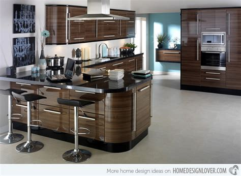 15 high gloss kitchen designs in bold color choices home 15 earth toned high gloss kitchen designs home design lover