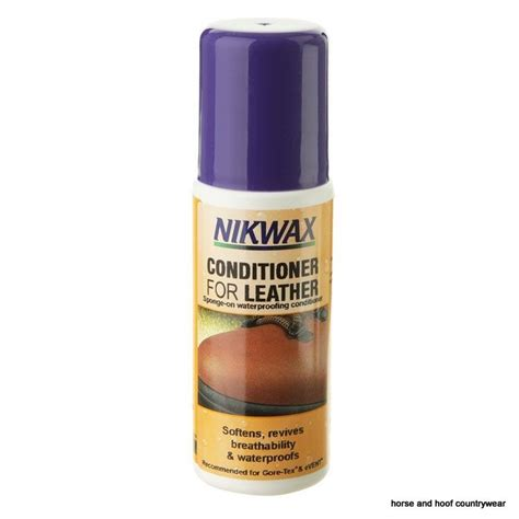 Conditioner For Leather by Nikwax Conditioner For Leather