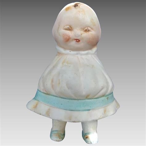 nippon bisque doll nippon happifats doll all bisque antiques inn