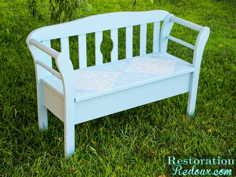 bench sure blue blue little love bird bench daily dose of style