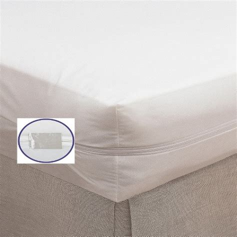 Zippered Crib Mattress Cover Bargoose Bedbug Proof Zippered Crib Mattress Cover Target