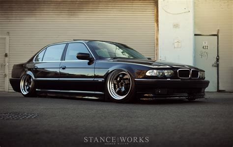 Bruised Egos   Jeremy Whittle's Black on Purple BMW 740iL
