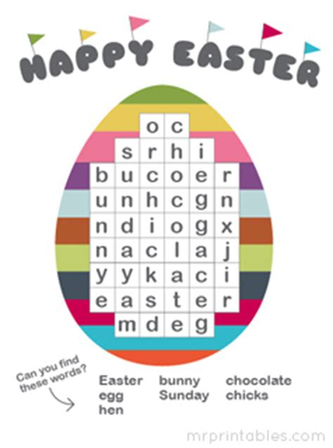 printable easter egg puzzle printable puzzles for easter mr printables