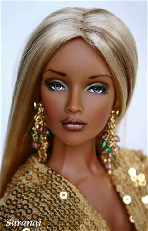 black doll on bed 2531 best fashion doll images on
