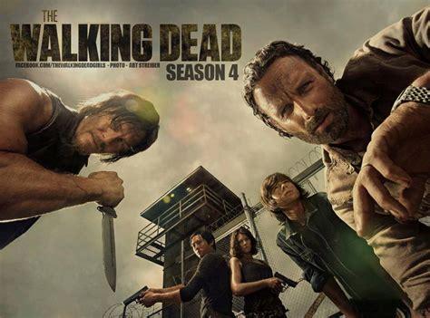 the walking dead cuarta temporada cuando se estrena si no has visto la cuarta temporada de the walking dead