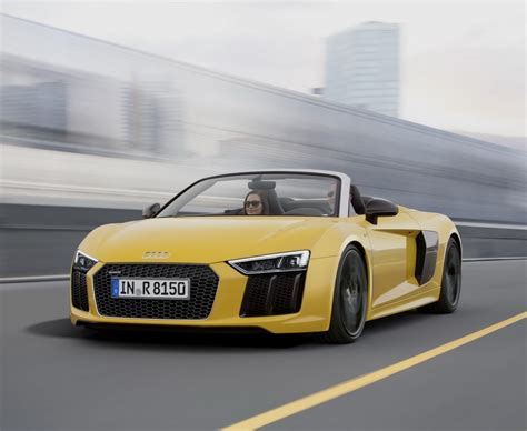audi hypercar 15 best convertible supercars hypercars ever