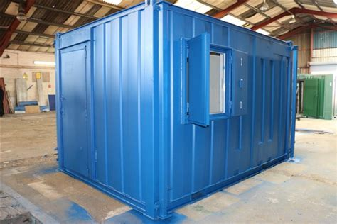 Office Container 20 Ft Toilet 13ft x 9ft site office with toilet container cabins ltd