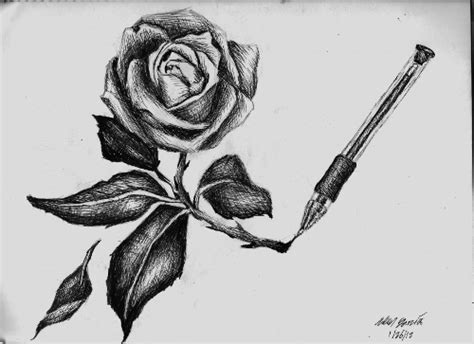 tattooed heart white house pretty drawings tumblr google search on we heart it