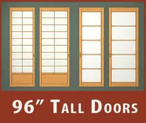 shoji closet doors cherry tree design